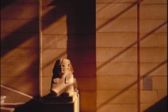 Sphinx in the Louvre